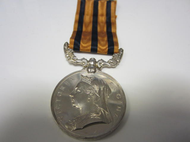British South Africa Company's Medal 1890-97,
