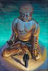 Vladimir Griegorovich Tretchikoff (South African, 1913-2006) Buddha