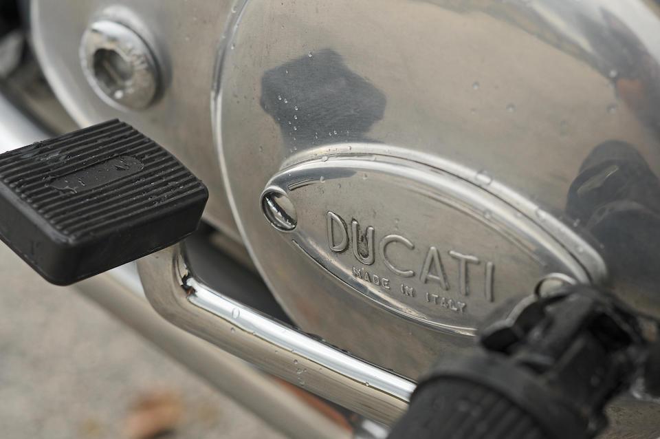 1972 Ducati 750 GT (chassis: 750622, plate: AV26263)