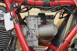 1978 Ducati 900SS 'NCR' Frame no. 87883 Engine no. DM860 086561