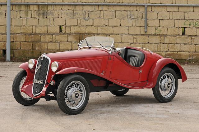 1933 FIAT Balilla Coppa d'Oro