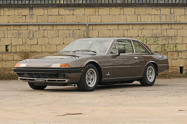 1978 Ferrari 400GT Automatic coupé 2+2