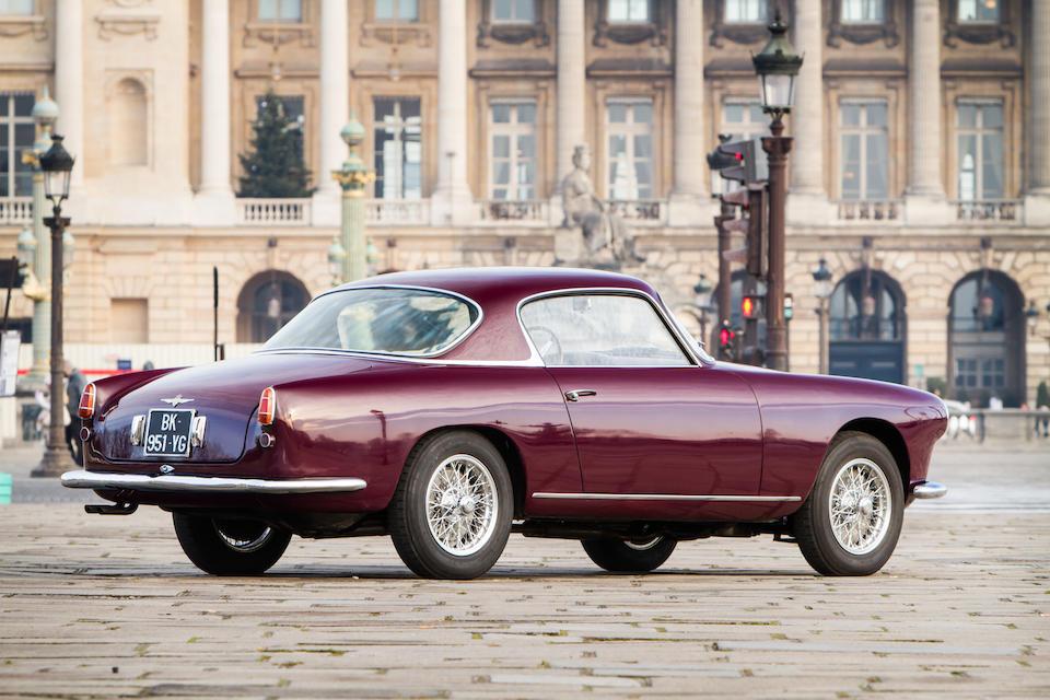 Livrée neuve en France,1956 Alfa Romeo 1900 C Super Sprint coupé