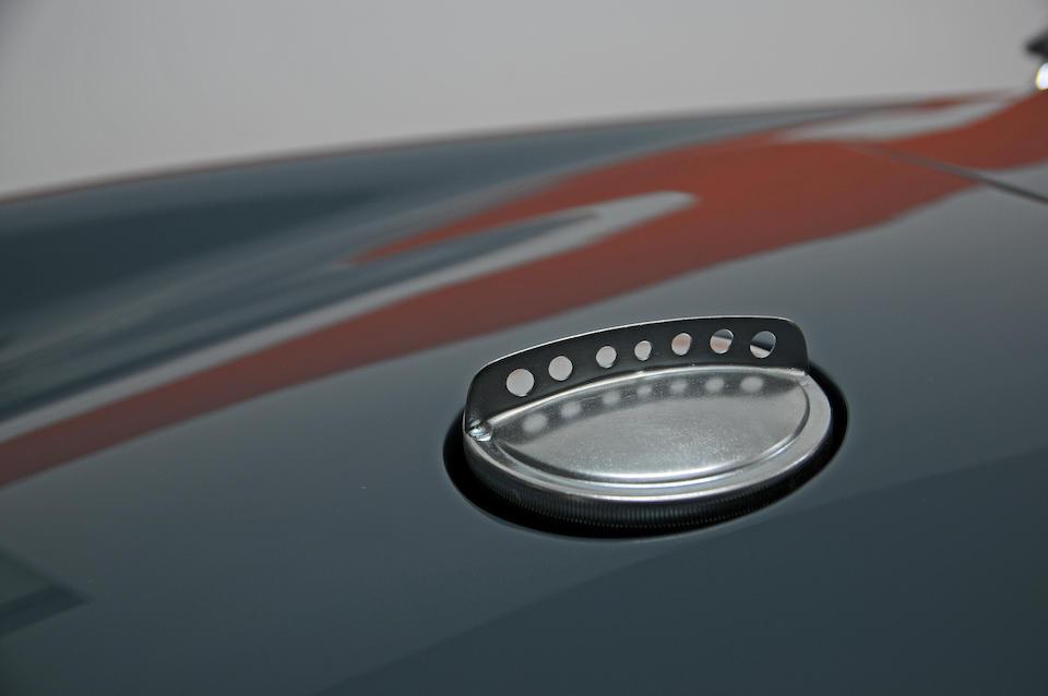 1958 Porsche 356A 1600S coupé