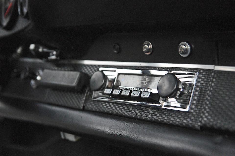 1968 Porsche 911 T 2 Litres Coupé châssis court