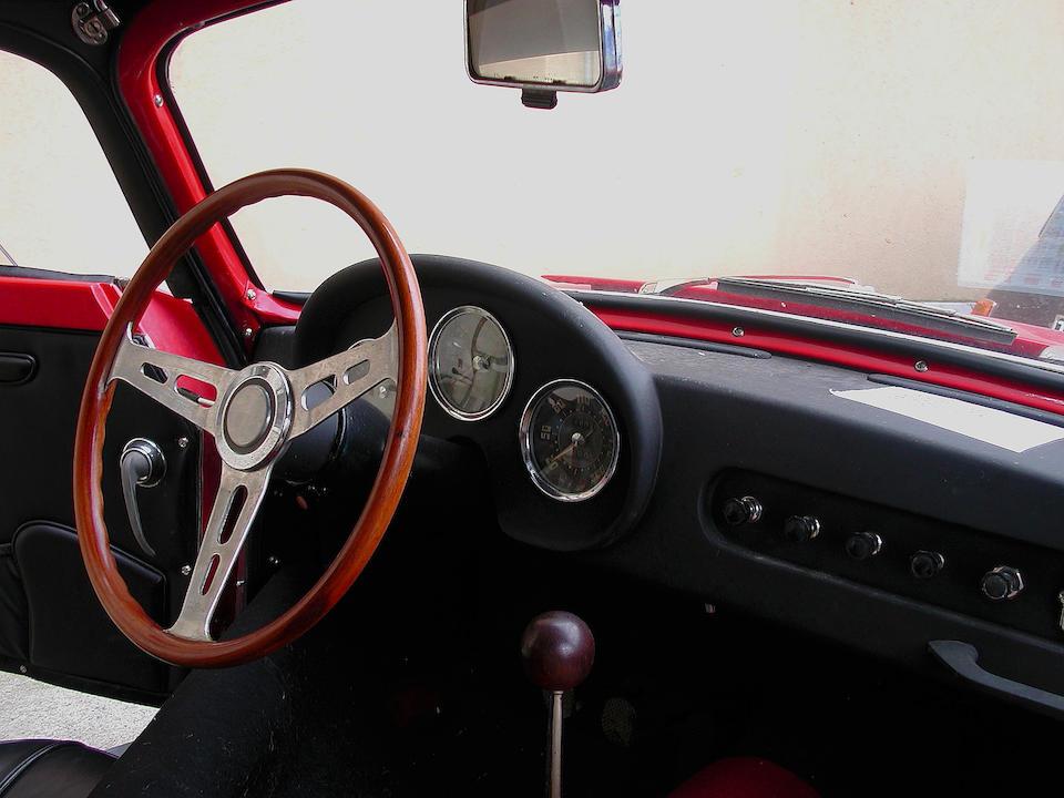 1961 Lancia Appia Zagato Sport châssis court coupé