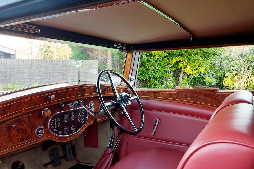 1935 Rolls-Royce 40/50hp Phantom II cabriolet trois positions