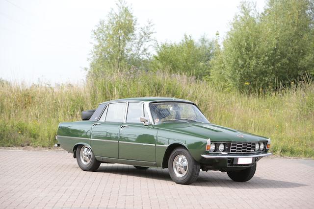 1971 Rover 3500 berline
