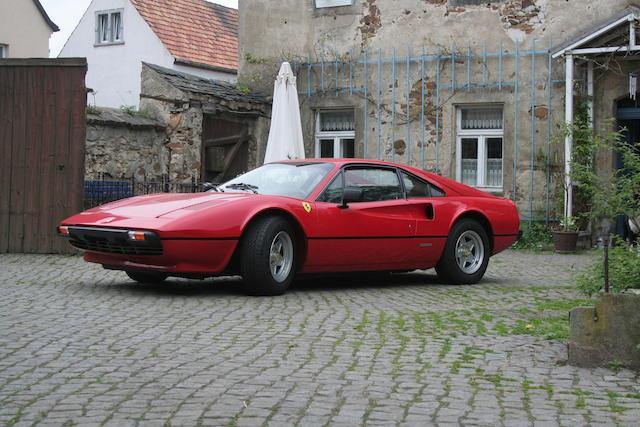 1978 Ferrari 308 GTB berlinette