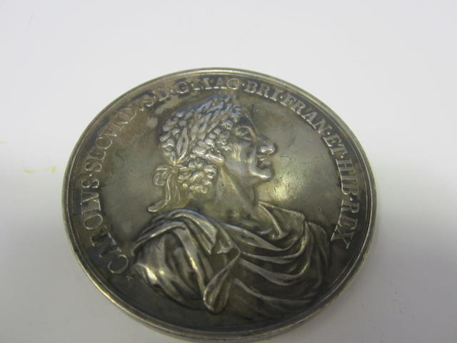 Naval Reward Medal 1665,