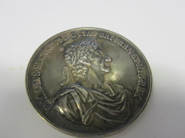 Naval Reward Medal 1665,
