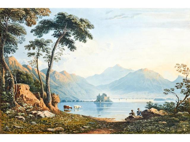 John Varley, OWS (British, 1778-1842)