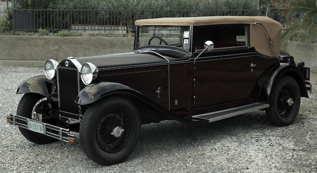 1932 Lancia Astura 2e série cabriolet