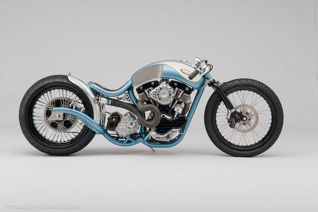 2008 SPS 'Harley-Davidson' 93ci Speed Demon Custom