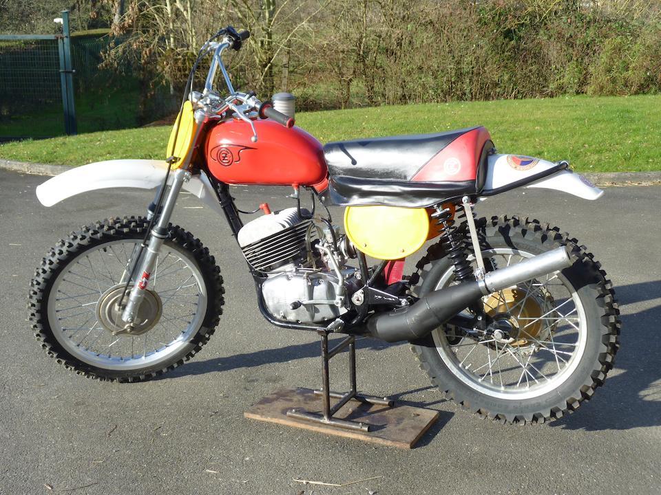 1974 CZ 380cc Moto-Crosser Frame no. to be advised Engine no. to be advised
