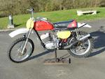 1974 CZ 380cc Moto-Crosser Frame no. to be advised Engine no. to be advised