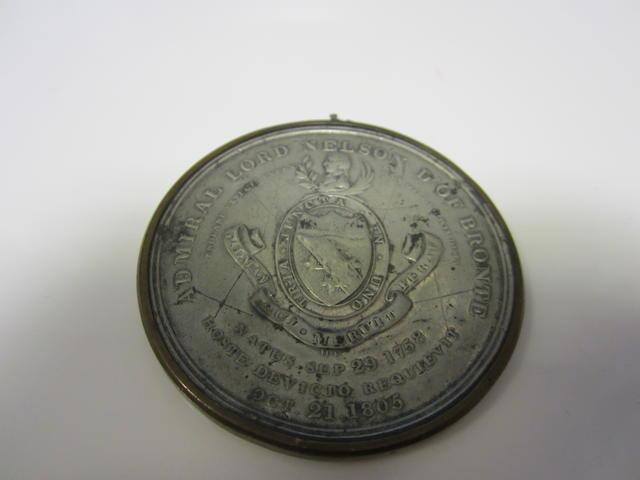 Davison's Trafalgar Medal 1805,