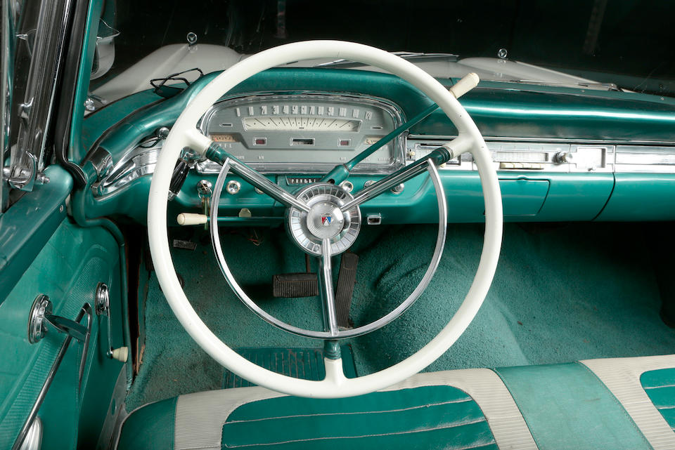 1959 Ford Galaxie Sunliner cabriolet