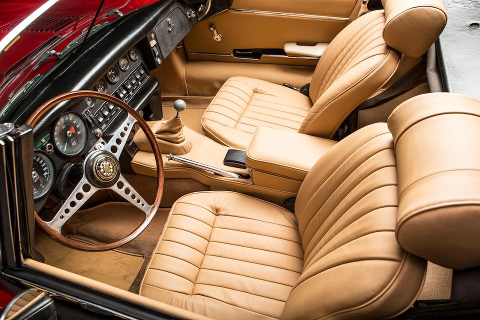 1969 Jaguar Type E 4.2-Litre série 2 roadster
