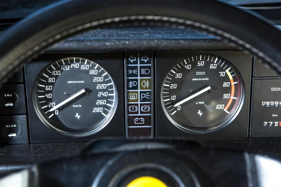 1984 Ferrari Mondial QV coupé