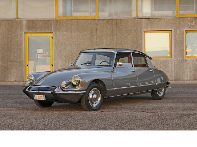 1966 Citroën DS21 Prestige berline