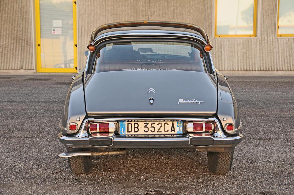 1966 Citroën DS21 Prestige berline
