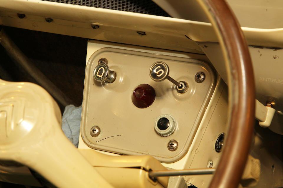 Un seul propriétaire, 11,000 kilomètres d'origine,1962 Citroën 2CV berline