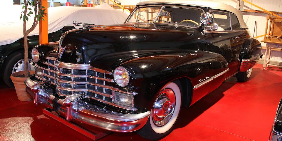 1947 Cadillac série 62 cabriolet