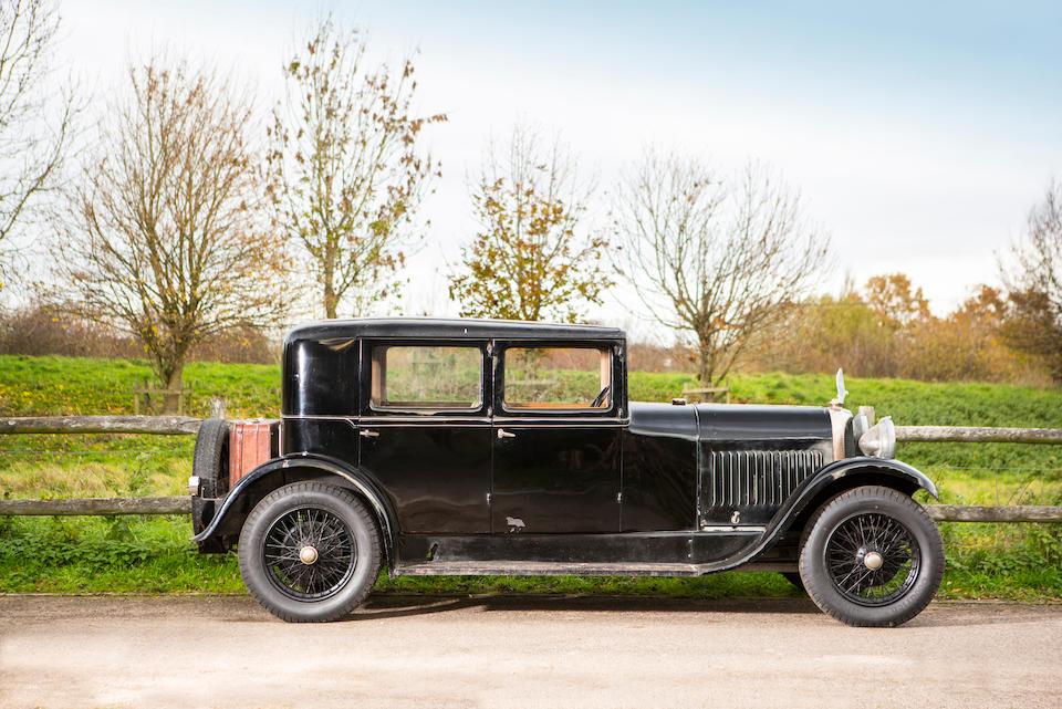 1928 Voisin C11 berline