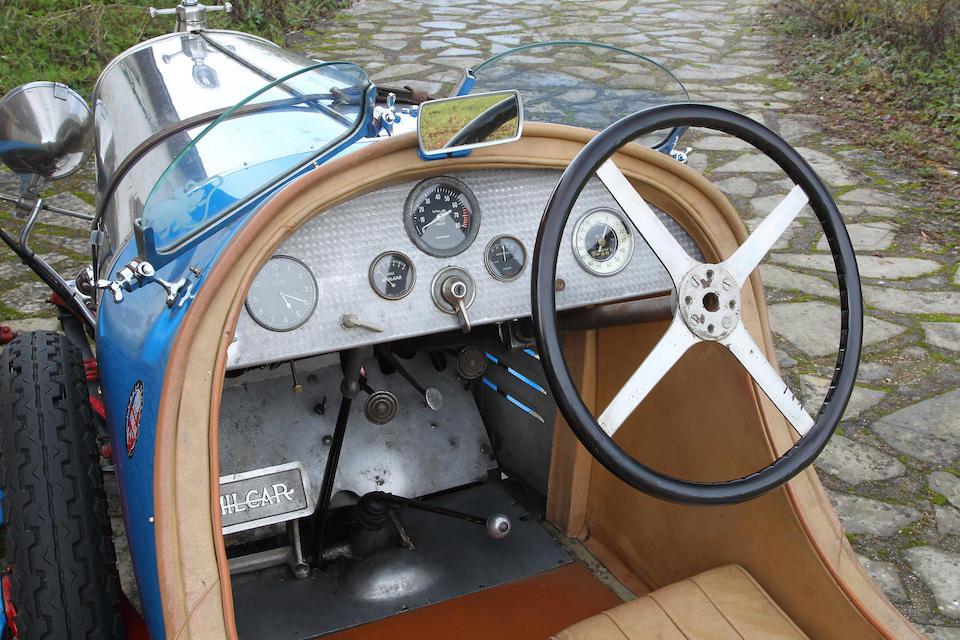 Même propriétaire depuis 1982,1927 Amilcar CGS