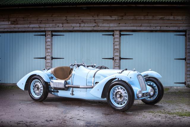 1936 Talbot-Lago T120 3 litres 'TT Replica' Sports