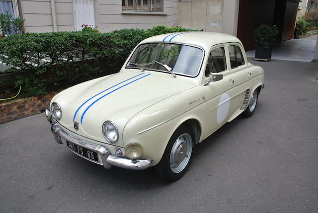 1962 Renault Dauphine '1093' berline