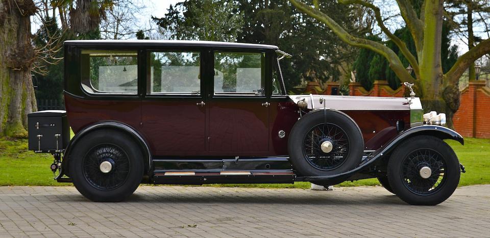 1927 Rolls-Royce 40/50hp Phantom I limousine