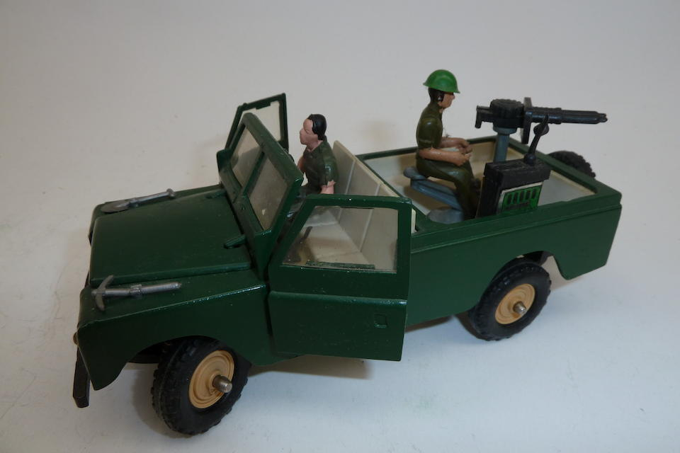 Britains Diecast Vehicles to accompany Deetail Series 49