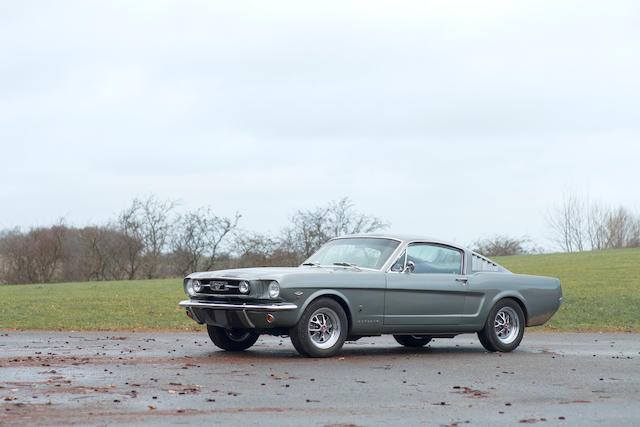 1966 Ford Mustang 'Eleanor' coupé fastback