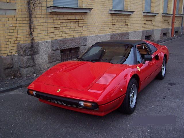 1981 Ferrari 308GTSi berlinette