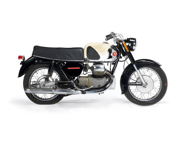 1961 Lilac 250cc LS-18 Frame no. F1-617748 Engine no. E1-14808