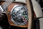 1936 MG NB Magnette 'Cresta' Tourer Chassis no. NA 0934
