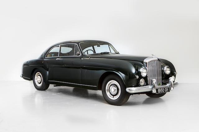 1956 Bentley S-Series Continental Sports Saloon  Chassis no. BC9BG Engine no. BC9B