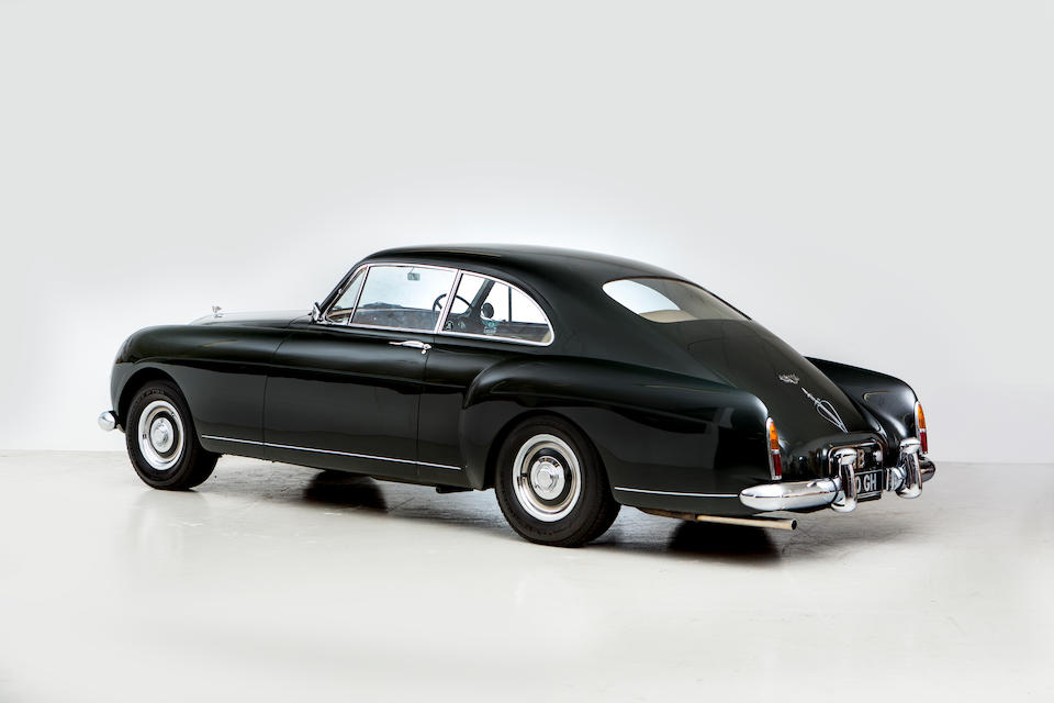 1956 Bentley S-Series Continental Sports Saloon  Chassis no. BC9BG Engine no. BC9B
