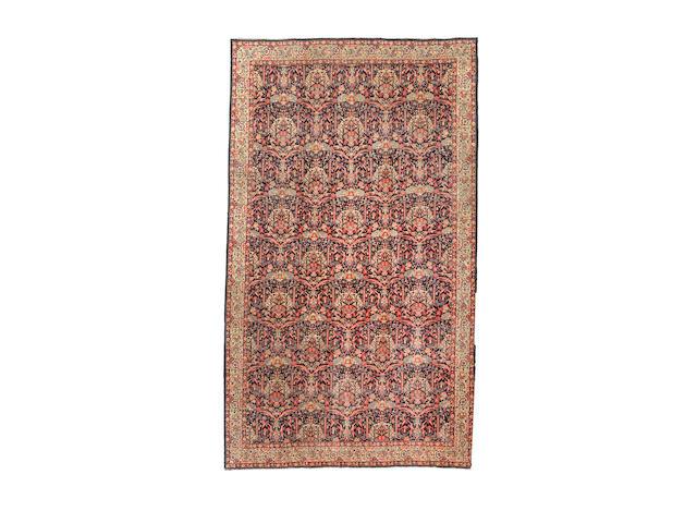 A Tabriz carpet, North West Persia, 643cm x 378cm