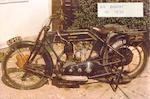 1915 Sunbeam 3½hp Frame no. 2842 Engine no. 2838