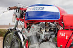 1972 MV Agusta 750S Frame no. MV4C75 214 0102 Engine no. 214 092