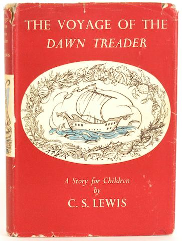 LEWIS (C.S.) The Voyage of the Dawn Treader, first edition, Geoffrey Bles, [1952]
