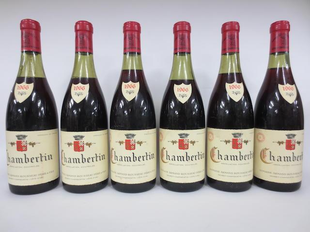 Chambertin 1966 (12)
