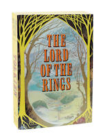 TOLKIEN (J.R.R.) The Lord of the Rings, 3 vol. in 1, first single volume edition, SIGNED BY THE AUTHOR in black ink on title-page, George Allen and Unwin, 1968