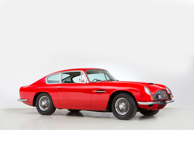 1970 Aston Martin DB6 Mk2 Sports Saloon  Chassis no. DB6MK2/4290/R Engine no. 400/4686