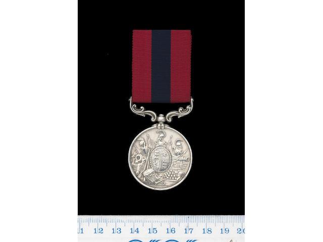 An Indian Mutiny D.C.M. to Sergeant H.Jenkins, 84th Regiment,