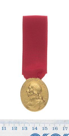 Dunbar Medal 1650,
