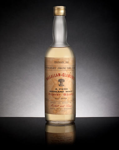 Macallan-Glenlivet-Distilled 1961